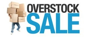 Overstock & Clearance