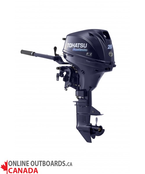 MFS20EEFTL Tohatsu 20 hp 4-Stroke