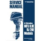 Tohatsu Service Manual Model 9.9/15/20E