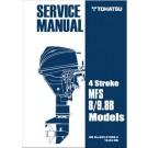 Tohatsu Service Manual Model 8/9.8B