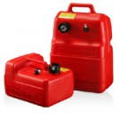 """Easy Find """"F"""" - 12 Litre (3.1 GAL) Tohatsu Fuel Tank"""