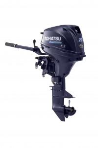 MFS20ES Tohatsu 20 hp 4-Stroke