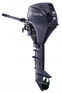 MFS9.8BSPROEFUL Tohatsu 9.8 hp 4-Stroke