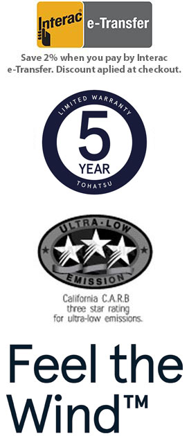 5 Year Warranty | Exceeds EPA 2006 | California CARB 3 Star Rating for Ultra-Low Emissions